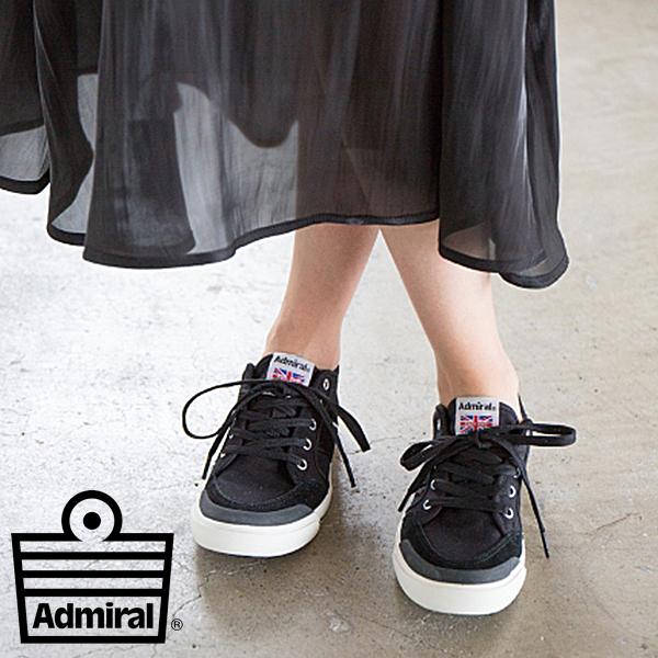 送料無料 スニーカー アドミラル Admiral INOMER イノマー メンズ レディース シューズ 靴 定番 ローカット キャンバス スエード SJAD1509
