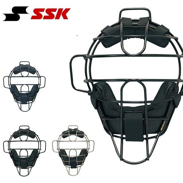 送料無料 SSK エスエスケイ 硬式用チタンマスク キャッチャーマスク 防具 硬式 野球 ベースボール CKM1800S 得割25
