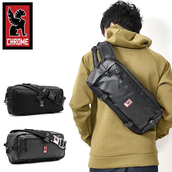送料無料 ボディバッグ クローム KADET カデット ウエストバッグ ヒップバッグ バッグ バイク 自転車 スケートボード ストリート アウトドア かばん 鞄 カバン バッグ BAG