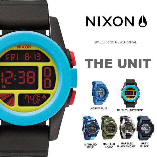 現品限り 送料無料 ニクソン NIXON ユニット THE UNIT 日本正規品 腕時計 リストウォッチ メンズ レディース スケートボード カジュアル ストリート サーフ アウトドア ウォッチ