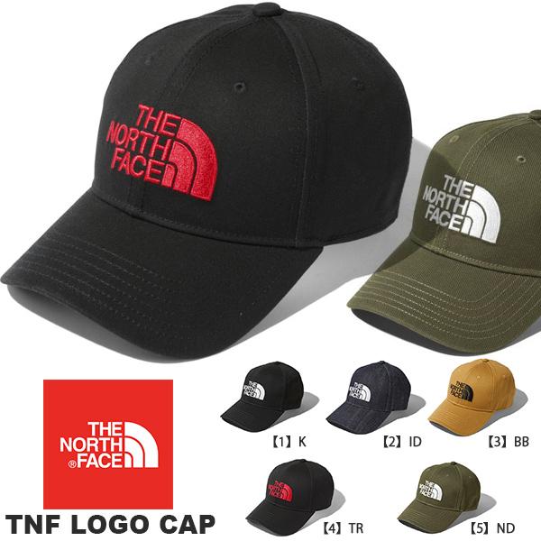 キャップ ザ・ノースフェイス THE NORTH FACE ロゴ キャップ TNF LOGO CAP 帽子 フリーサイズ ロゴ刺繍 スナップバック nn01830