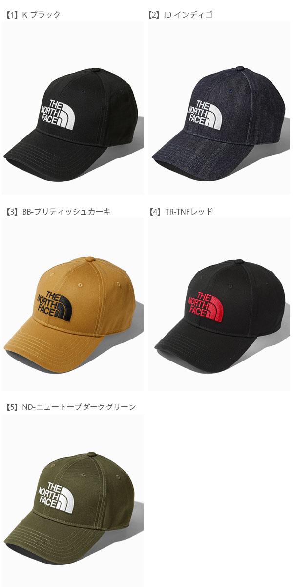 現品限り 23%off キャップ ザ・ノースフェイス THE NORTH FACE ロゴ キャップ TNF LOGO CAP 帽子 フリーサイズ 2018春夏新作 ロゴ刺繍 スナップバック nn01830