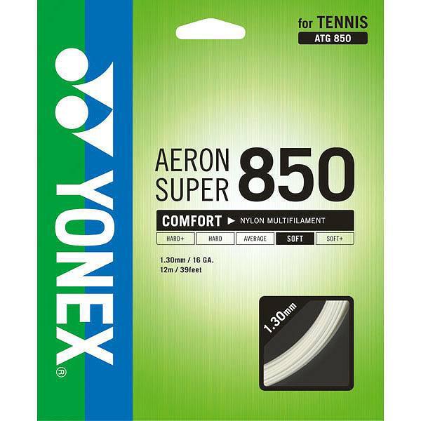7928d47bb025e3 テニスガットヨネックスYONEXエアロンスーパー850ガットストリングス硬式テニステニス