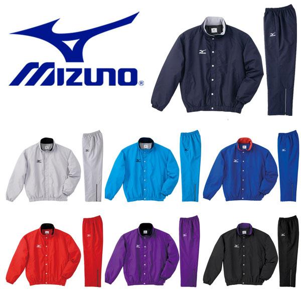 送料無料 ウィンドブレーカー 上下セット ミズノ MIZUNO 中綿ウォーマーキルトシャツ フード収納式 パンツ ロングパンツ メンズ 上下組 スポーツウェア トレーニング ウェア