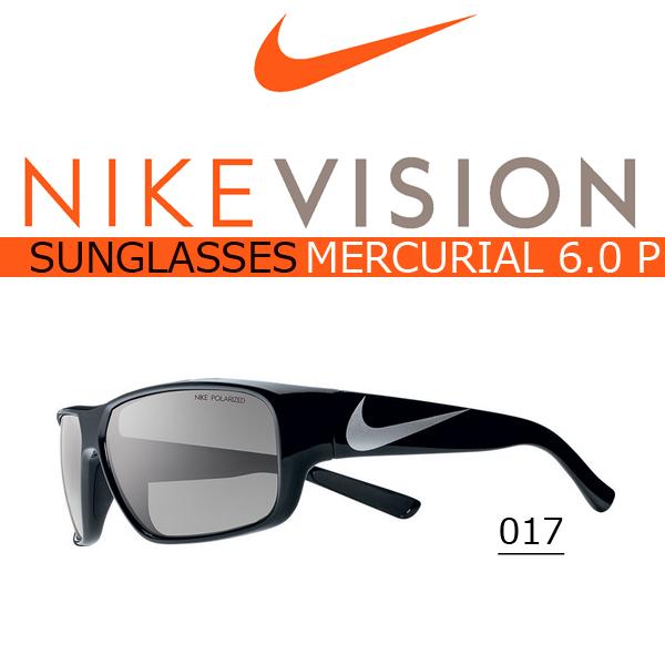送料無料 スポーツサングラス ナイキ NIKE MERCURIAL 6.0 P NIKE VISION ナイキ ヴィジョン マーキュリアル カジュアル 紫外線対策 UVカット