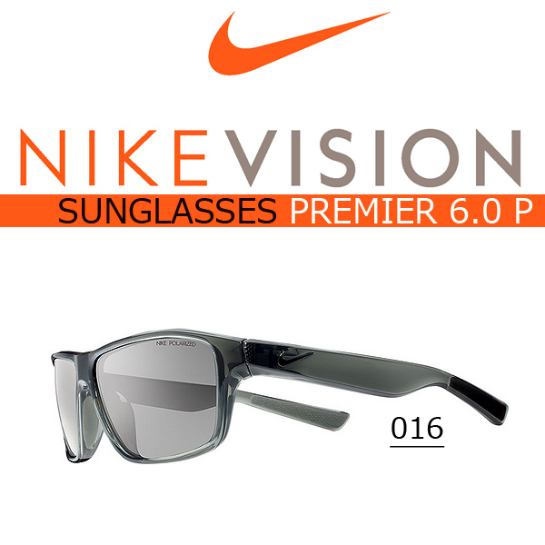 送料無料 スポーツサングラス ナイキ NIKE PREMIER 6.0 P NIKE VISION ナイキ ヴィジョン プレミア カジュアル 紫外線対策 UVカット
