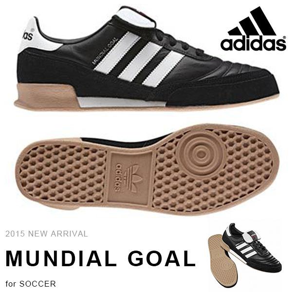 送料無料 サッカー トレーニングシューズ アディダス adidas ムンディアル ゴール メンズ インドア 室内用 フットサル トレシュー シューズ 靴 019310 得割25
