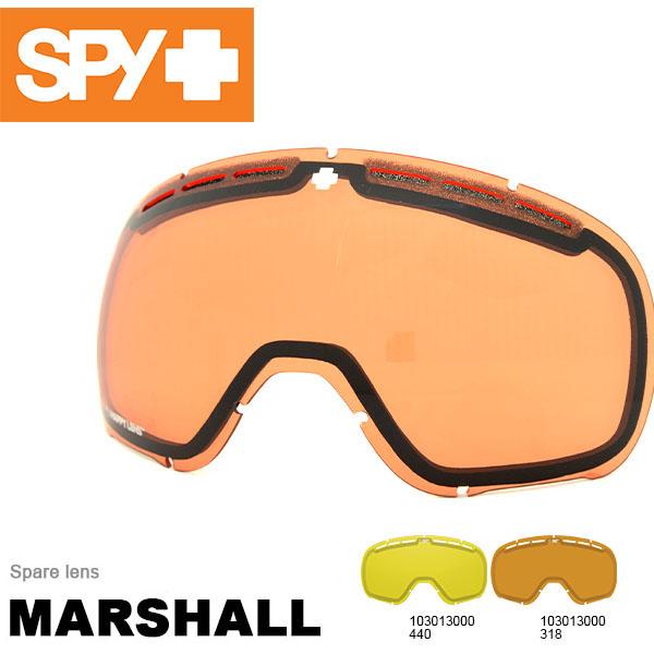 送料無料 スノーボード ゴーグル MARSHALL スペアレンズ SPY スパイ メンズ レディース HAPPY LENSES マーシャル スノーゴーグル スノボ スペア レンズ 日本正規品 得割10