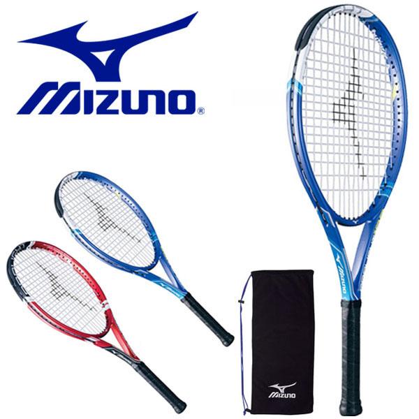 送料無料 テニスラケット ミズノ MIZUNO PRO LIGHT 100 硬式用 硬式テニス ストリングス張上げ ガット張上げ テニス ラケット ソフトケース付