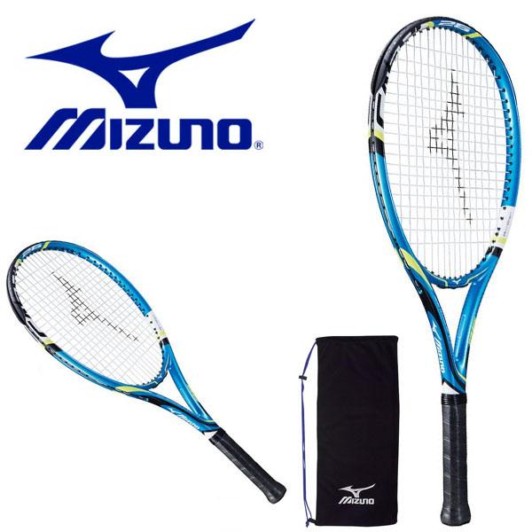 送料無料 ジュニア用 テニスラケット ミズノ MIZUNO F aero 26 キッズ 子供 硬式用 硬式テニス ストリングス張上げ ガット張上げ テニス ラケット ソフトケース付