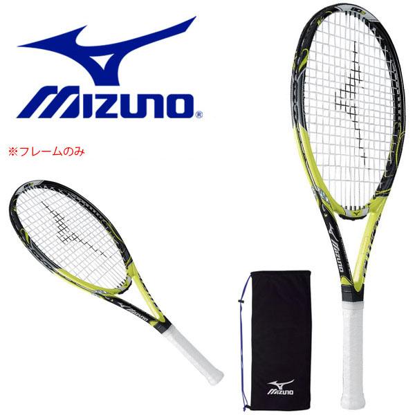 送料無料 フレームのみ テニスラケット ミズノ MIZUNO PW 80s 硬式用 硬式テニス テニス ラケット ポータブルケース付