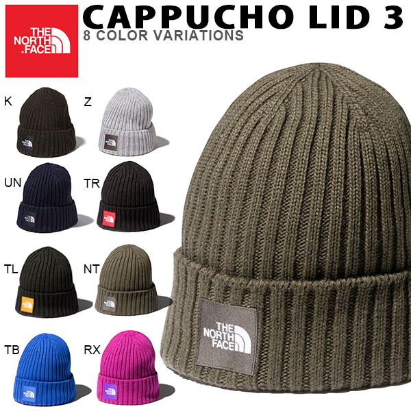 30%offニット帽ザ・ノースフェイスTHENORTHFACEメンズレディースCAPPUCHOLID3カプッチョリッドビーニー帽子アウトドアアクリル素材nn41716ニットキャップ