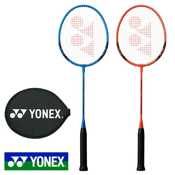 バドミントンラケット ヨネックス YONEX B4000 バドミントン ラケット 軽量 ケース付き レジャーや外遊びに最適なモデル B4000G 得割20 【あす楽配送】