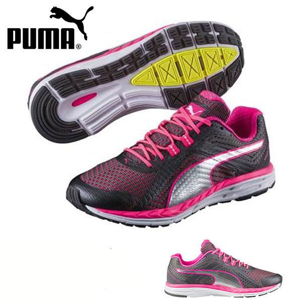 送料無料 ランニングシューズ プーマ PUMA レディース スピード 500 イグナイト シューズ スニーカー 運動靴 靴 ランニング ジョギング ジム トレーニング スポーツ 得割33