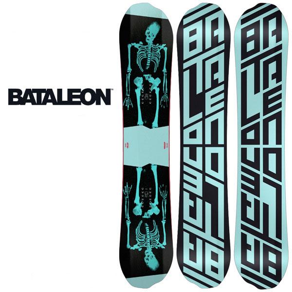 【すぐ使える100円割引クーポン配布中!】 送料無料 スノー ボード 板 BATALEON バタレオン ETA メンズ スノーボード スノボ 紳士用 3Dキャンバー パーク PARK 153 得割40