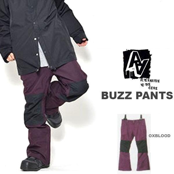 送料無料 スノーボードウェア AA HARDWEAR ダブルエー ハードウェア BUZZ PANTS メンズ パンツ REGULAR FIT スノボ スノーボード スノーウェア ボトムス 50%off 半額