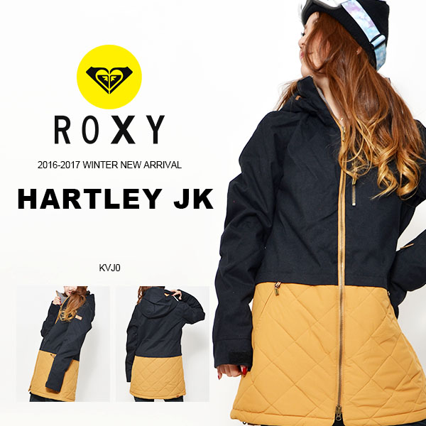 送料無料 スノーボードウェア ROXY ロキシー レディース スノージャケット HARTLEY JK スノーボード スノボ スキー スノー ウェア ウエア ジャケット 40%off