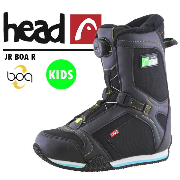 現品のみ 送料無料 head ヘッド スノーボード ブーツ 18.5-19.5cm JR BOA R 355325 キッズ ジュニア 子供 BOA ボア スノボ 国内正規代理店品 得割60