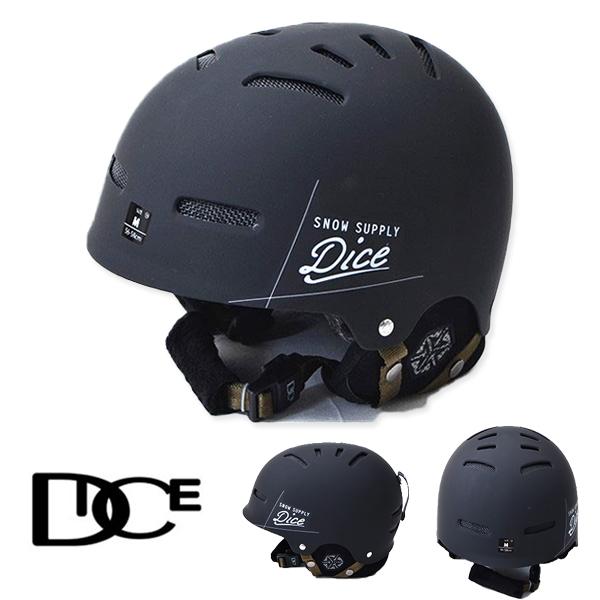送料無料 ヘルメット DICE ダイス D5 SNOW HELMET メンズ スノボ スノー フリースタイル ヘルメット ギア 日本正規品 紳士 10%off