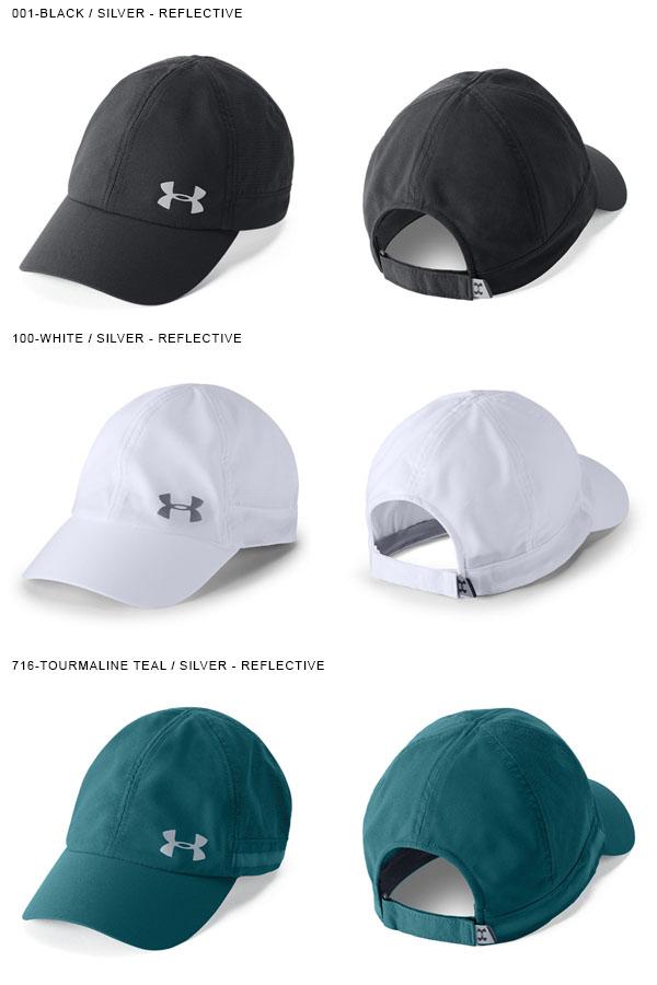 数量限定ランニングキャップアンダーアーマーUNDERARMOURUAFlyByCapレディース帽子CAPヒートギア熱中症対策ランニングジョギングマラソン2018春夏新作1306291