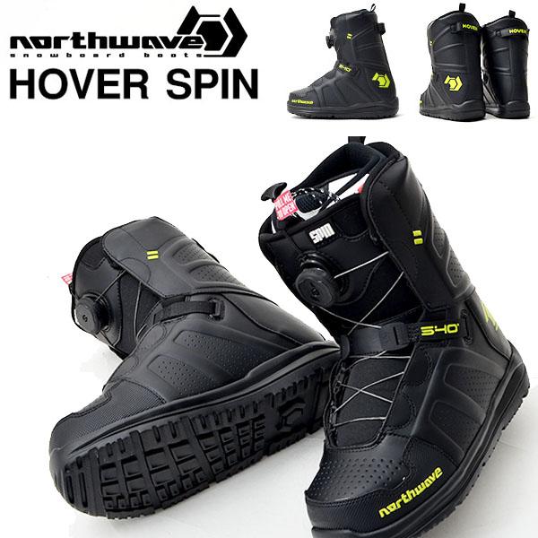 送料無料 スノーブーツ NORTHWAVE ノースウェーブ メンズ HOVER SPIN スノーボードブーツ SNOWBOARD スノボ スノー 紳士 ボアシステム ダイヤル スノーボード ブーツ 国内正規代理店品 得割40