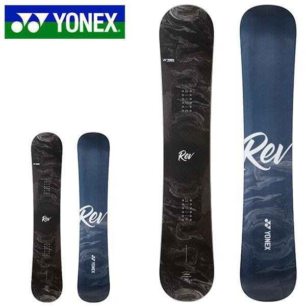 送料無料 YONEX ヨネックス スノーボード REV レブ オールラウンド 板 スノボ ボード キャンバー 156 35%off