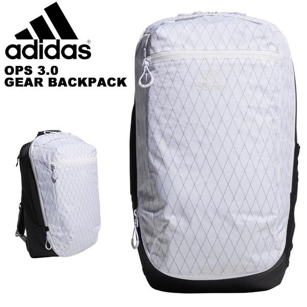 得割30 送料無料 高機能 リュックサック アディダス adidas OPS 3.0 GEAR バックパック リュック スポーツバッグ 30リットル バッグ かばん 学校 通学 通勤 部活 クラブ 遠征 FYP47