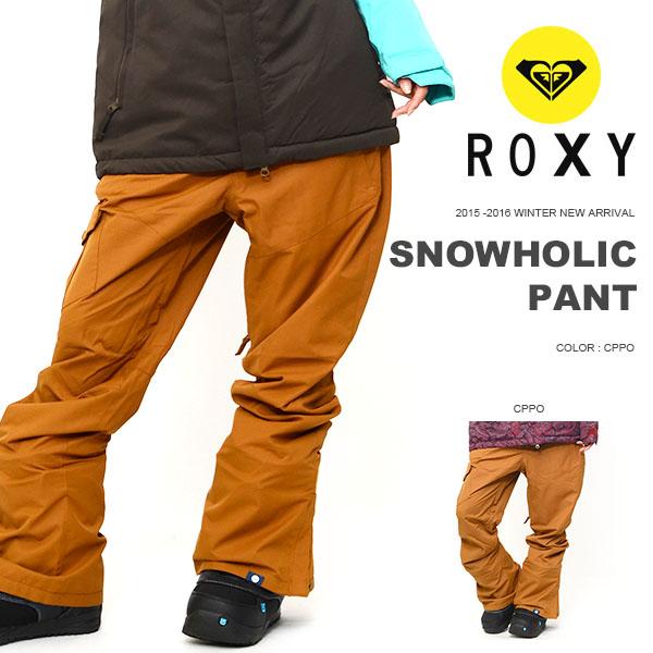 送料無料 スノーボードウェア ROXY ロキシー レディース スノーパンツ SNOWHOLIC PANT スノーボード スノボ スキー スノー ウェア ウエア パンツ 40%off, S'FACTORY:97442598 --- katoweb.jp