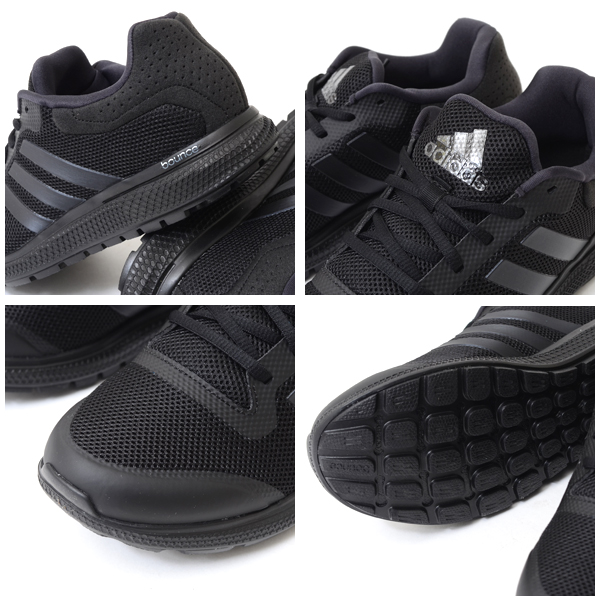 adidas energy bounce black