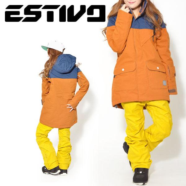 半額!! 送料無料 スノーボードウェア エスティボ ESTIVO EV TERRIFIC PNT レディース パンツ スノボ スノーボード スノーボードウエア SNOWBOARD WEAR スキー 50%off