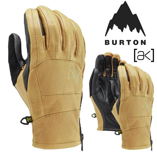 送料無料 グローブ バートン BURTON ak Tech Glove メンズ レディース ユニセックス 手袋 スノボ スノーボード スキー SNOWBOARD 102961 2019-2020冬新作 19-20 19/20 10%off