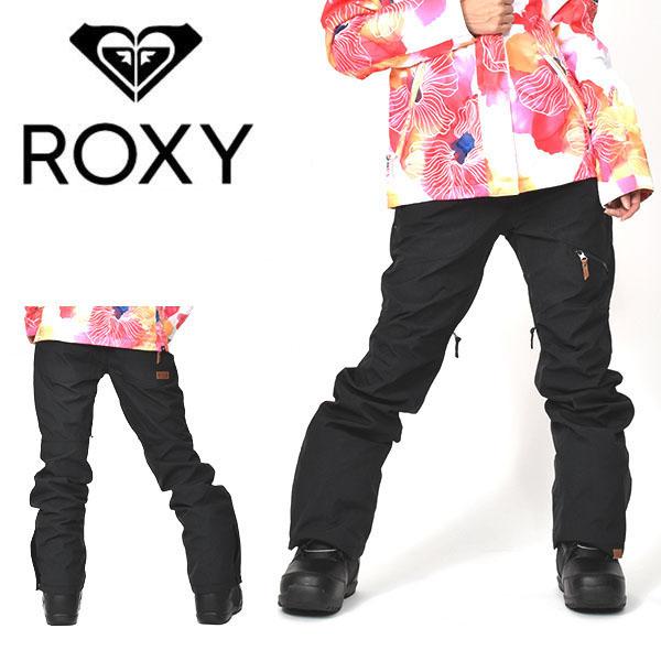 送料無料 ロキシー スノーボードウェア ROXY レディース パンツ FLAVOR PANT ブラック 黒 スノーボード スノボ ウェア スノーパンツ ERJTP03097 20%off