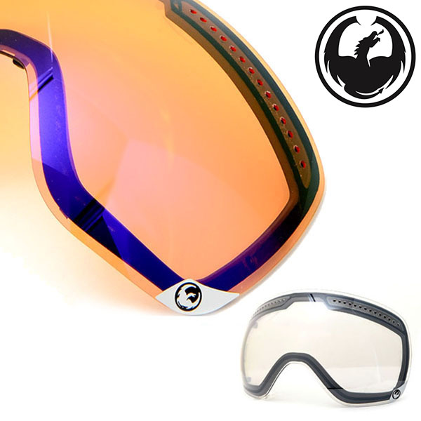 送料無料 スノーボード ゴーグル用 スペアレンズ DRAGON ドラゴン APX RPL LENS エーピーエックス メンズ レディース スノボ スノー ゴーグル レンズ 日本正規品 交換レンズ 得割10
