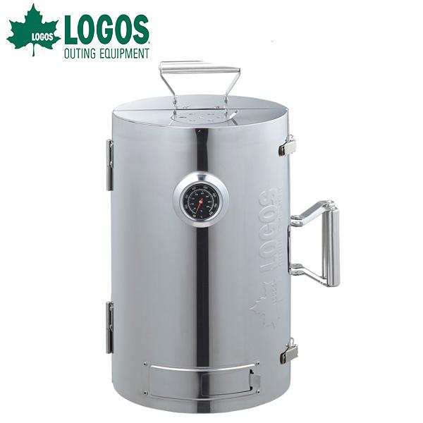 送料無料 ロゴス LOGOS LOGOSの森林 スモークタワー スモーカー 燻製器 オーブン BBQ アウトドア レジャー キャンプ バーベキュー