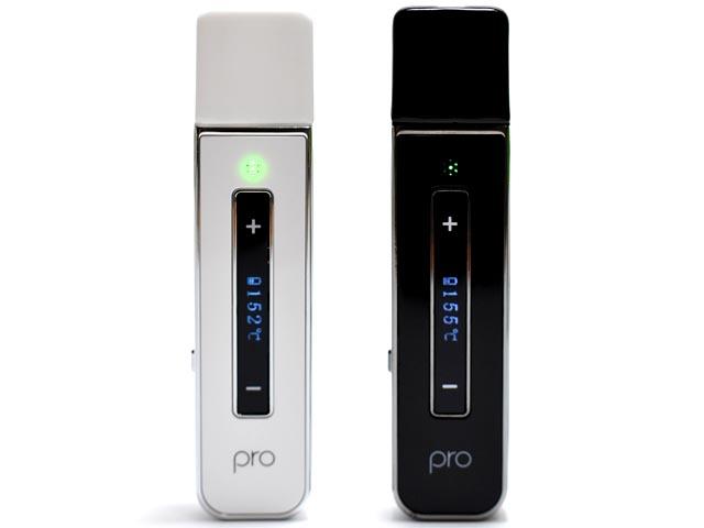【正規品】タッチスクリーン式葉タバコ(シャグ)・ドライハーブ用高性能ベポライザー