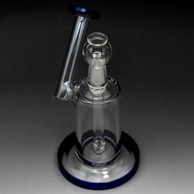 贈り物 大人気 買取 パイレックス製のガラスパイプ 水パイプ ワックス 喫煙具 ドーム型ネイル式 WAX用ガラスボング