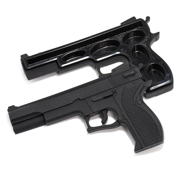 超歓迎された 貴重品の保管 収納 盗難防止 激安通販 ピルケース 安心 安全 秘密 隠しグッズ シークレットピルケース 拳銃型 ピストル セキュリティ スタッシュ