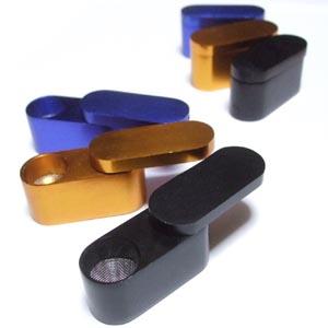 大人気の携帯に便利なモンキーパイプフェイク メタルモンキーパイプ 喫煙具 など用 葉タバコ シャグ 選択 WEB限定