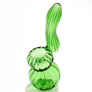 タバコの葉やドライハーブなどに使えるコンパクトで実用的なボング 水パイプ ガラスバブラー 安心と信頼 喫煙具 本日の目玉 ガラスパイプ
