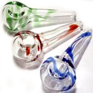 コンパクトでもち運びに便利なガラス製パイプ 喫煙具 いつでも送料無料 価格交渉OK送料無料 パイレックス製スモールガラスパイプ