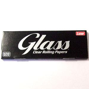 天然植物繊維で作られた透明シガレットペーパー 喫煙巻き紙 手巻きタバコ用など 無料 透明ペーパー S K CLEAR GLASS おすすめ