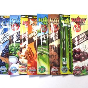シガレットペーパー 喫煙巻き紙 手巻きタバコ用など 特価 JUICY 直営限定アウトレット 手巻きタバコ用 ブラントペーパー 巻紙