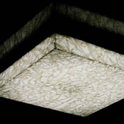 LEDシーリングライト DLKC001 (インテリア 間接照明 ペンダントライト 天井照明 北欧 お洒落 デザイン)