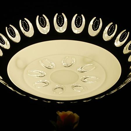 LEDシーリングライト DLKC004 (インテリア 間接照明 ペンダントライト 天井照明 北欧 お洒落 デザイン)