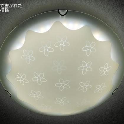 LEDシーリングライト FXKC004 調光調温 リモコン三段調節 (間接照明 ペンダントライト インテリアライト 天井照明 北欧)