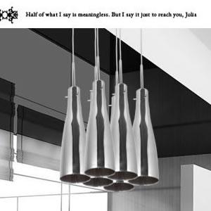 ペンダントライト JDKC004 ( 天井照明 間接照明 LED お洒落 デザイン インテリア モダン 北欧 ダイニング 寝室 玄関 ガラス レトロ カフェ)