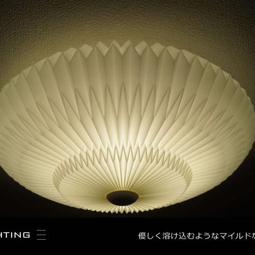 LEDシーリングライト JKC163 (インテリア照明 間接照明 ペンダントライト 天井照明 北欧 おしゃれ リビング 寝室)