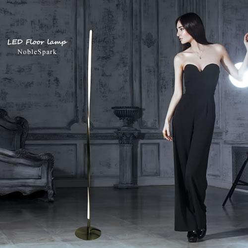 LEDスタンドライト PSK001L (フロアスタンド フロアランプ 間接照明 お洒落 デザイン)