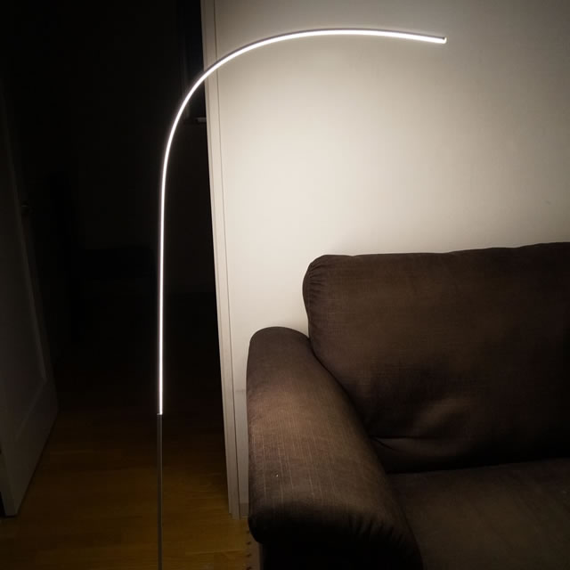 LEDスタンドライト PSK002L (フロアスタンド フロアランプ 間接照明 お洒落 デザイン)