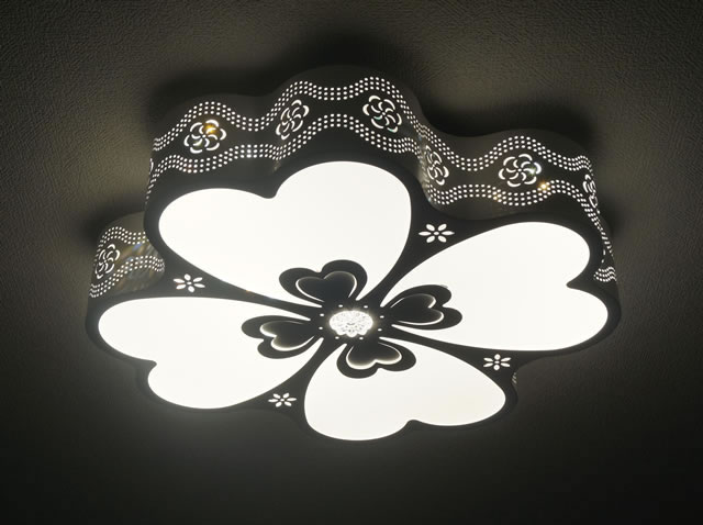 LEDシーリングライト DLKC015 (インテリア 間接照明 ペンダントライト 天井照明 北欧 お洒落 デザイン)